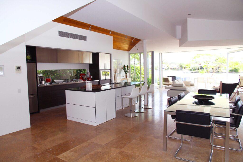 diseño cocinas abiertas - mejoresmarcas.es