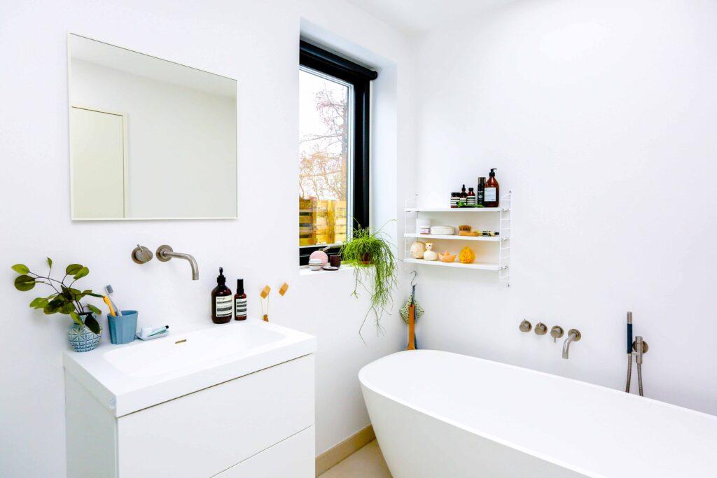 grifo de bañera